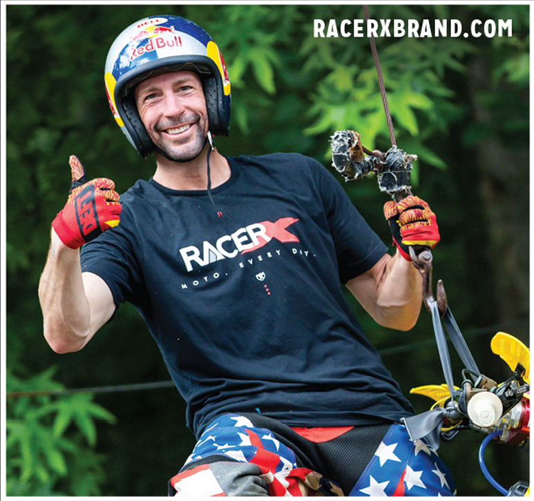 Racer X November 2019 - Racer X Brand Advertisement