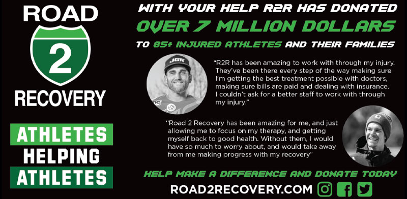 Road 2 Recovery  Advertisement