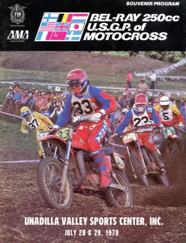 250cc USGP 1979