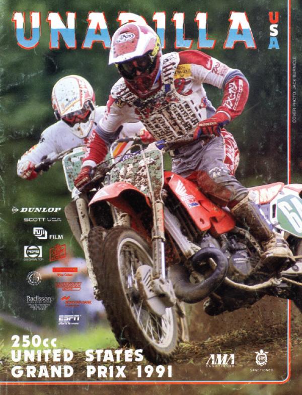 250cc USGP 1991