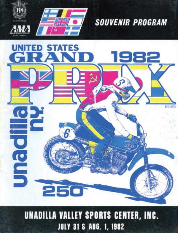 250cc USGP 1982