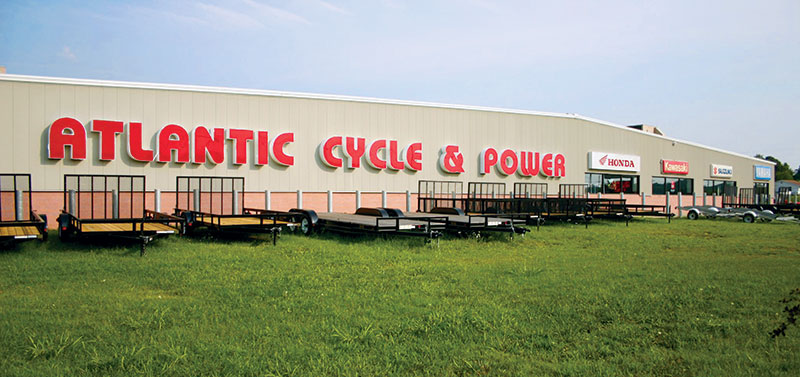 Atlantic Cycle & Power