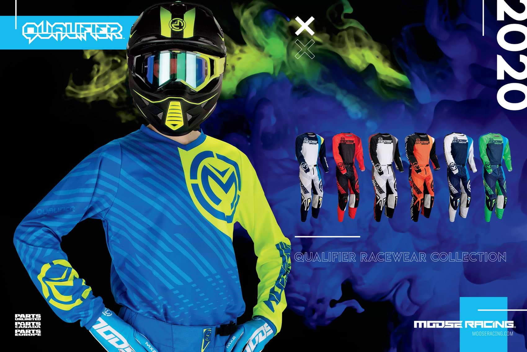 Racer X October 2019 - Moose Racing Advertisement
