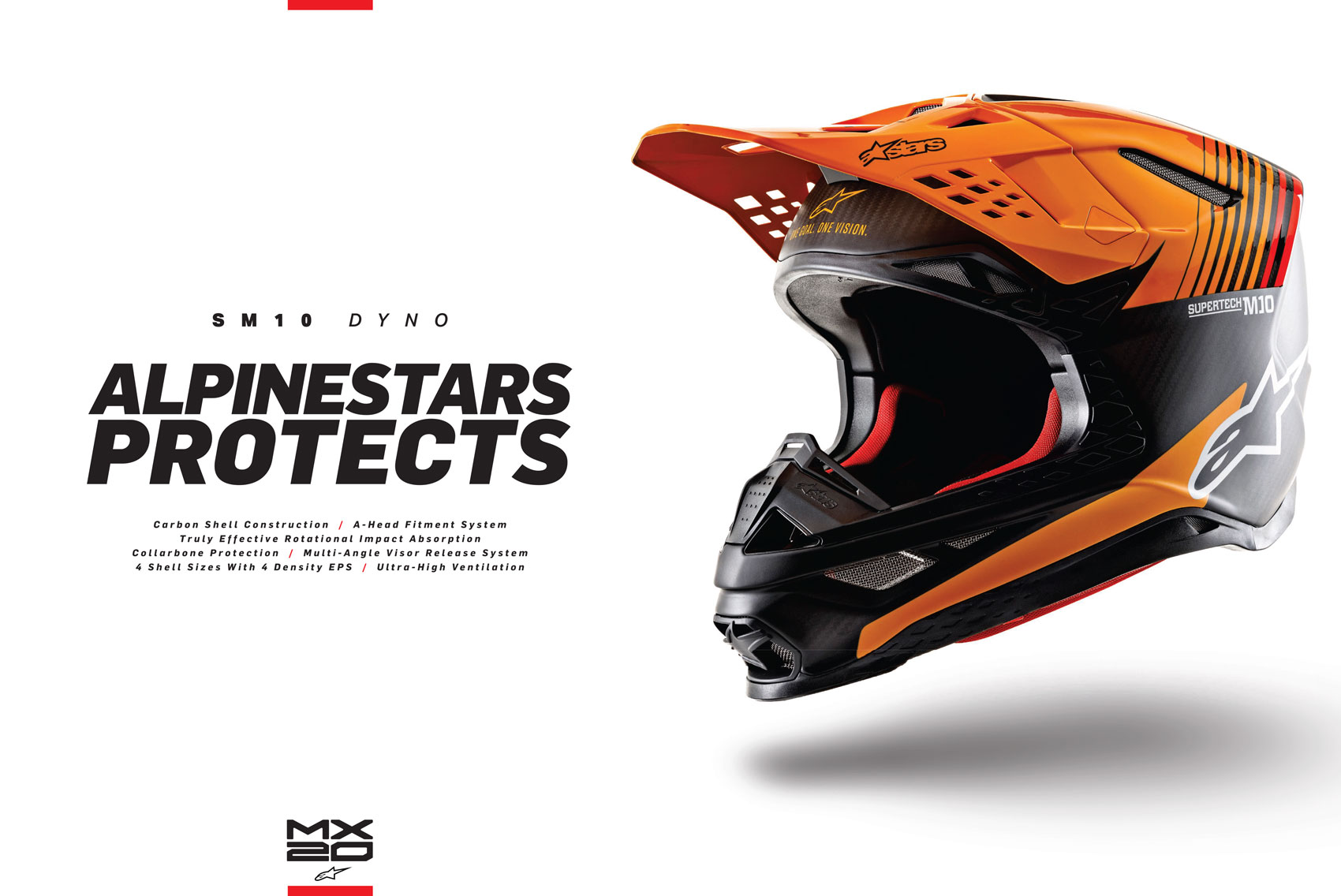 Racer X November 2019 - Alpine Stars Advertisement
