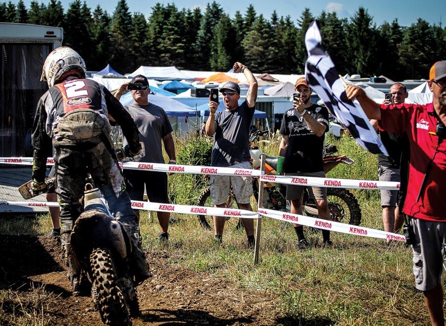 Rider number 2, Jordan