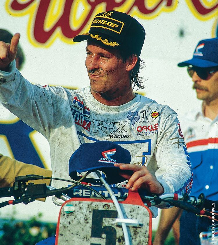RacerX Rick Johnson