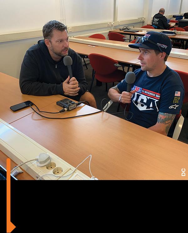 Matthes talks Pulp with Wil Hahn.