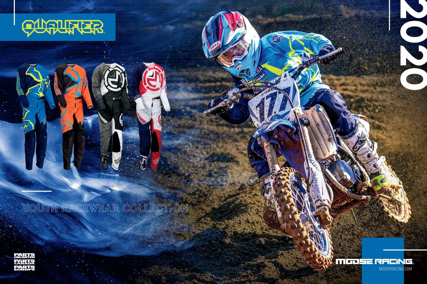 Racer X December 2019 - Moose Racing Advertisement