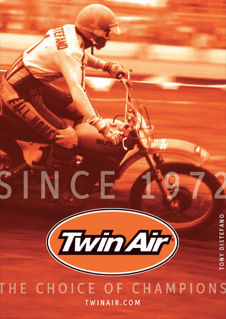 Twin Air Advertisement