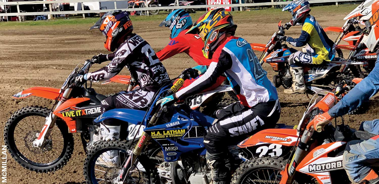Racer X Maine Event