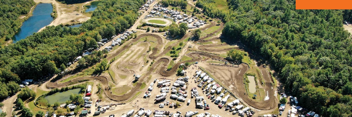 Racer X Maine Motocross Event