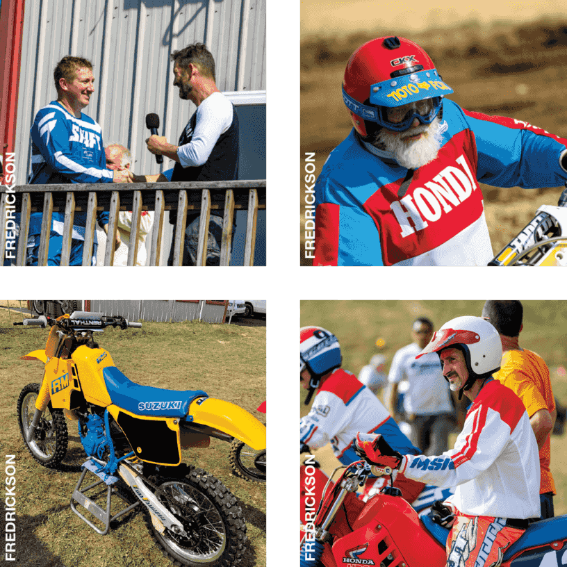 Grand Prix and modern motocross