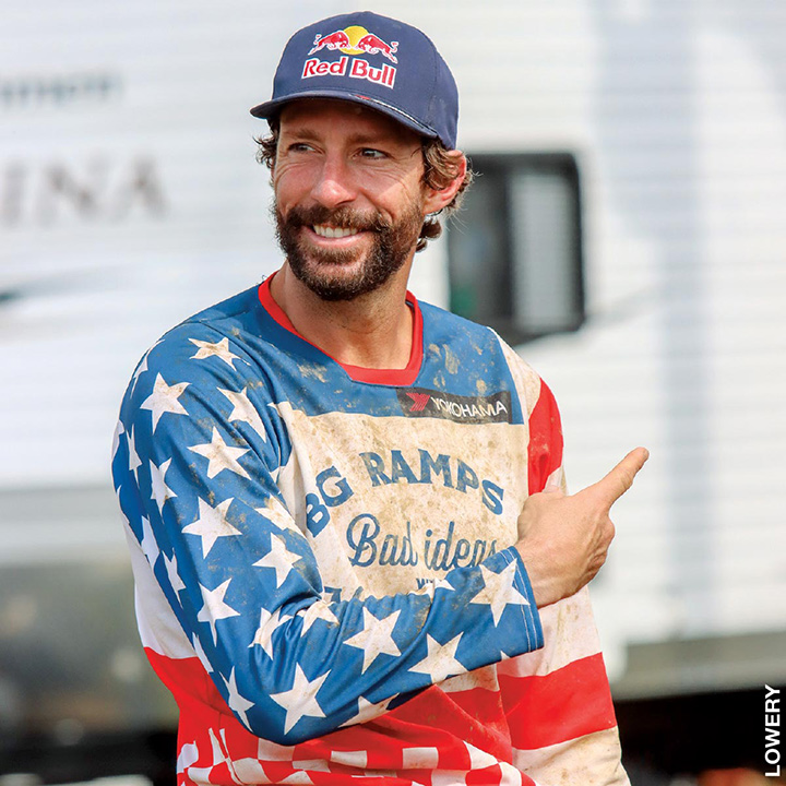 Travis Pastrana hosted his $10,000 Challenge