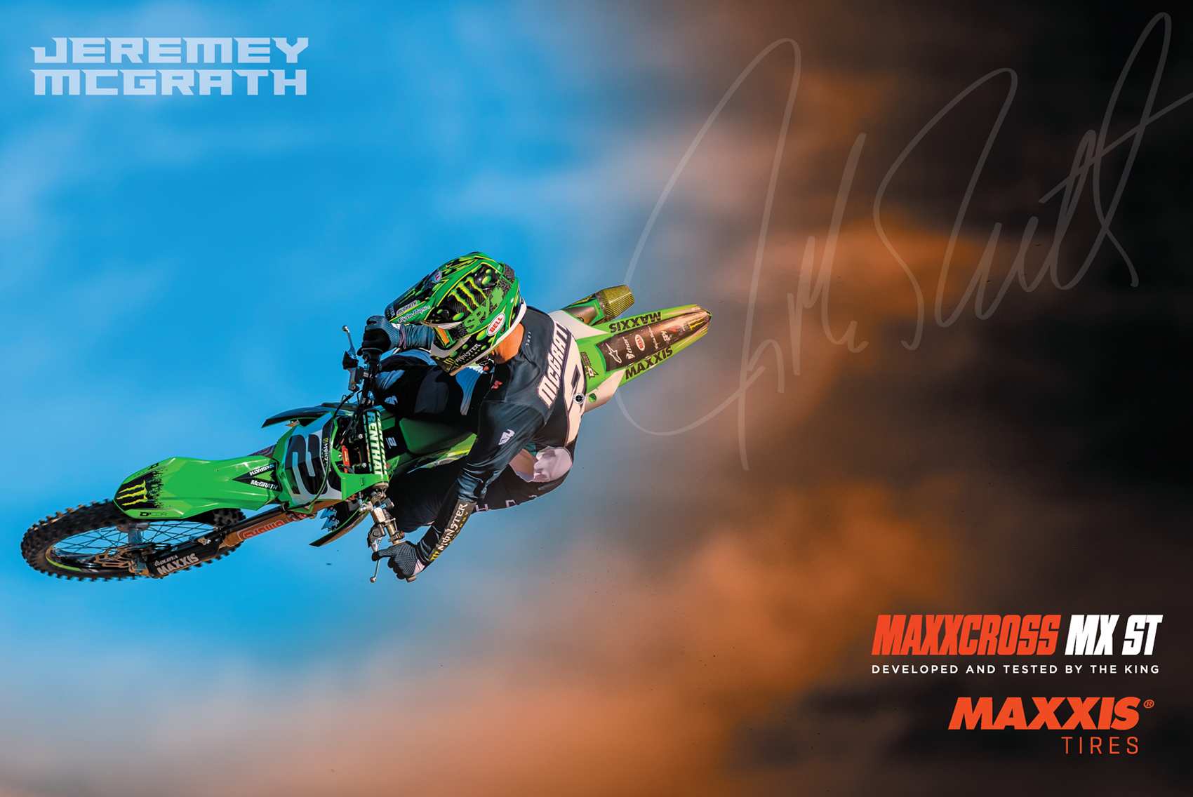 Maxxis Tires Advertisement