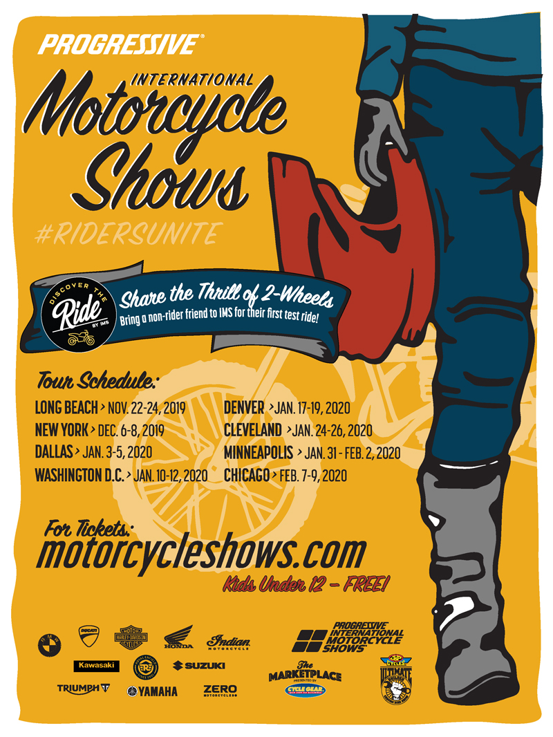 Motorcycle Shows Advertisement