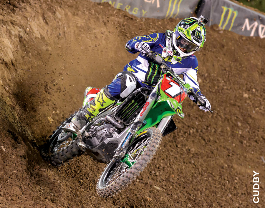 A five-year SX drought