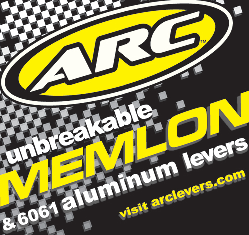 ARC Levers Advertisement