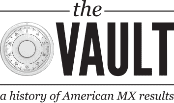 The Vault - a history of American MX results