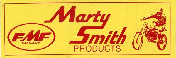 Marty Smith's popularity led to him starting his own moto company.