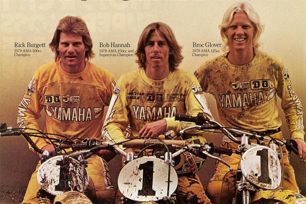This classic Yamaha ad pretty much said it all for 1978!
