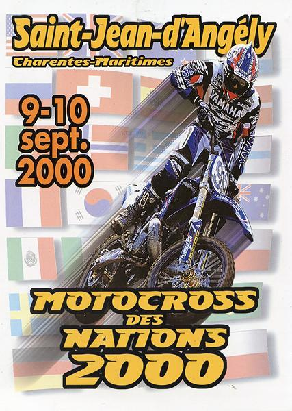 Motocross des Nations 2000