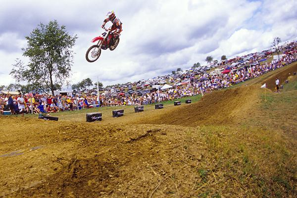Absolutely, positively no one could touch Ricky Carmichael in 2002.
