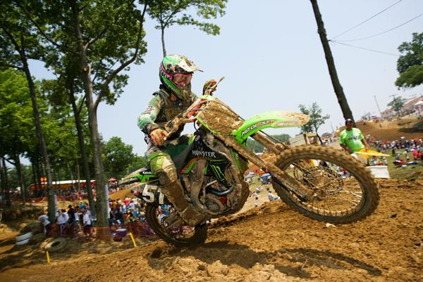 Villopoto caught fire in '06 and took over the 250 class.