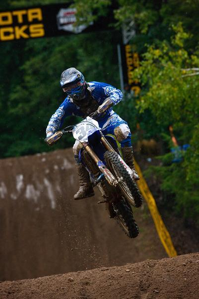 Matt Goerke took a surprising overall at Southwick in '09.